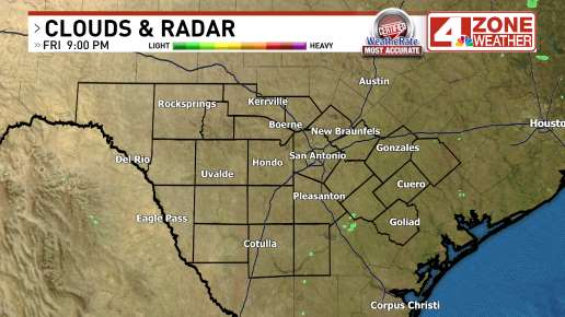 San Antonio Weather Map Radar.San Antonio Maps News Weather Sports Breaking News Woai