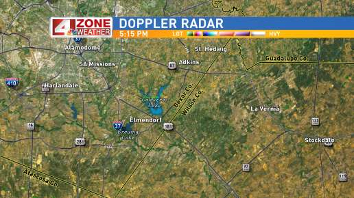 San Antonio Maps News Weather Sports Breaking News Woai