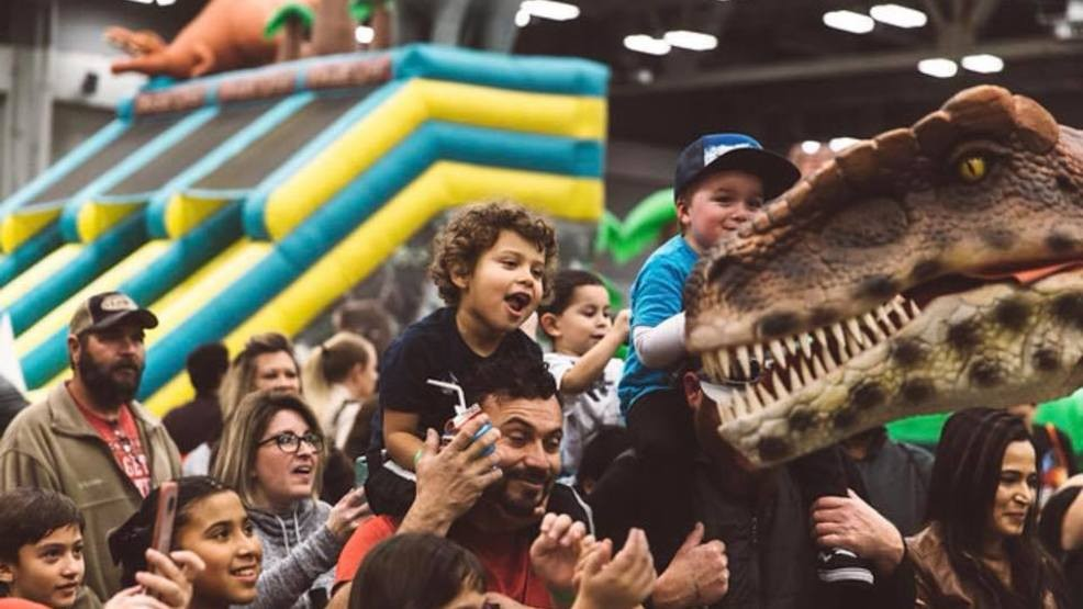 Jurassic Quest coming to San Antonio this weekend | WOAI