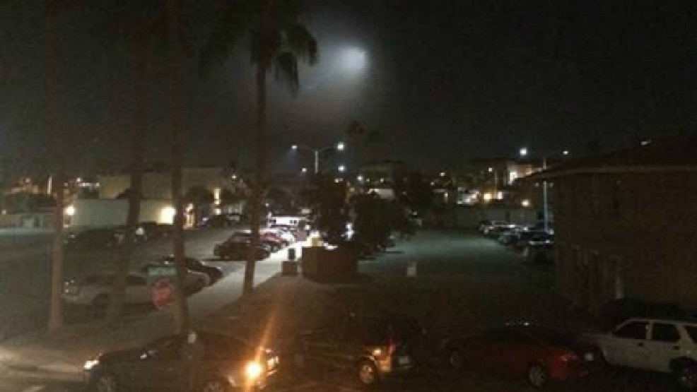 That UFO sighting? It was the Navy   WOAI