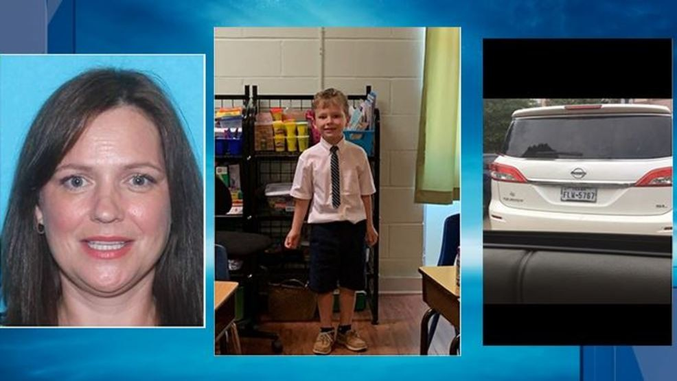 Missing 6-year-old found dead with his mother inside parking