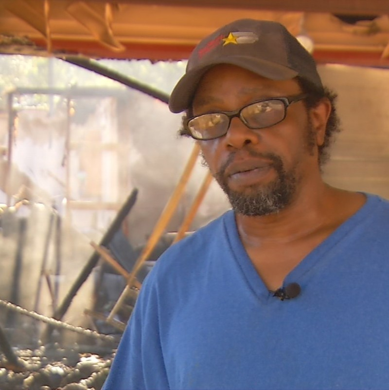 army veteran watching dave chappelle saves sleeping family when home catches fire woai army veteran watching dave chappelle