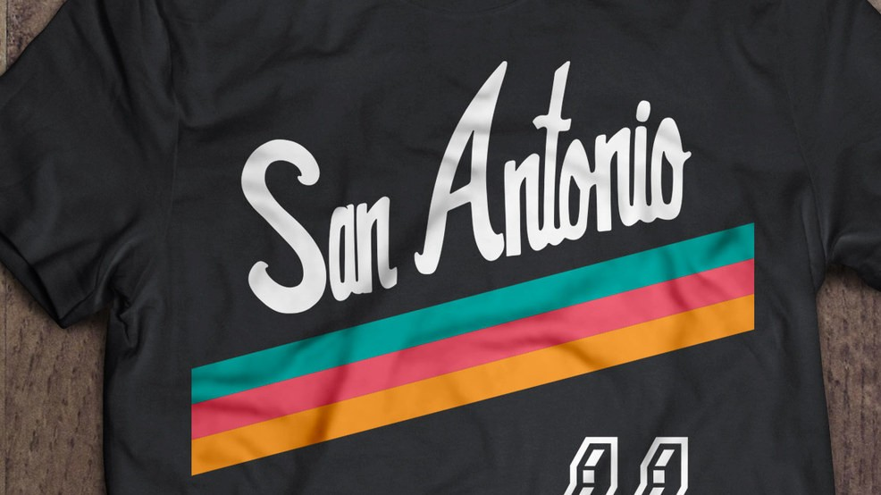 size 40 244f3 917ed Spurs Throwback Thursday Night to include Fiesta-themed ...