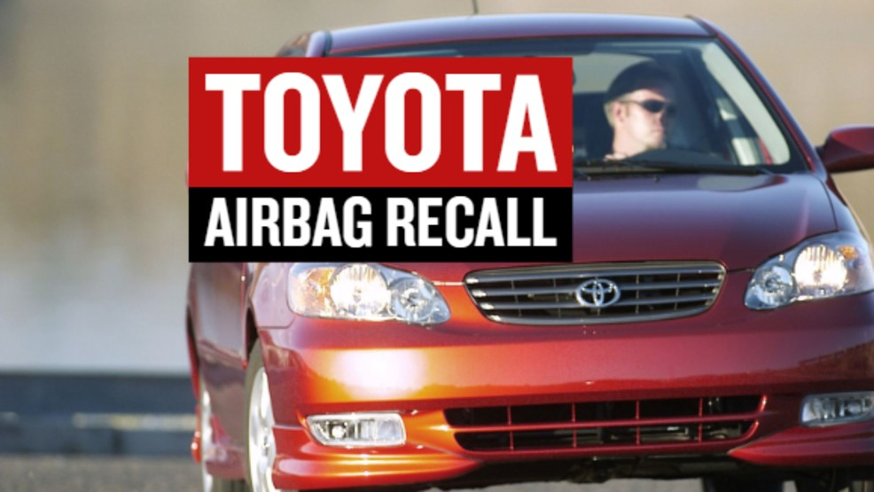 Toyota recalls 70,000 vehicles