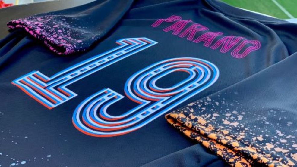 6a20352f7e1 LOOK: San Antonio FC pays homage to the Spurs 'Fiesta' colors with new  jerseys