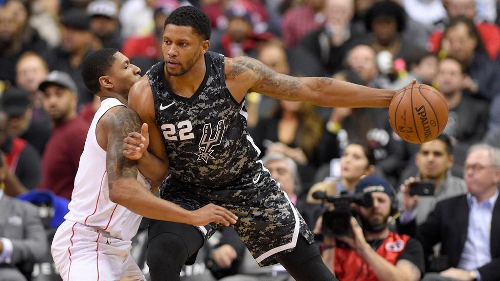 a7723c80c68 WATCH  Rudy Gay discusses his new venture with Puma