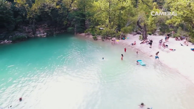 Hamilton Pool Preserve now taking summer reservations | WOAI