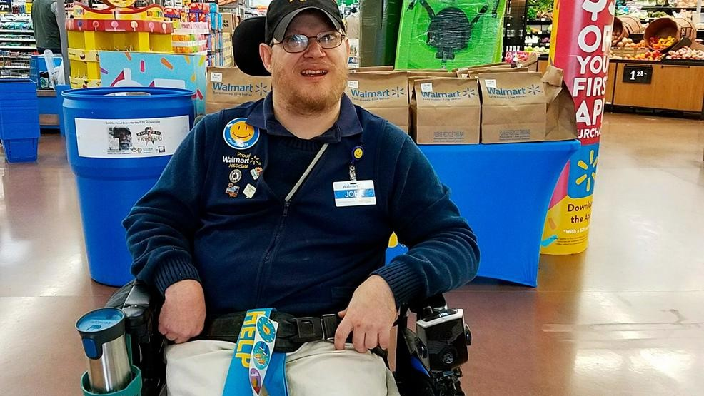 Walmart is getting rid of greeters, worrying the disabled   WOAI