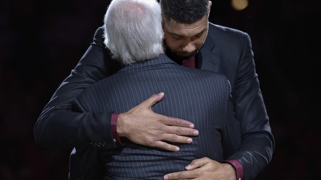 Tim Duncan S Presence Is Significant In His Return To The Spurs Says Patty Mills Woai