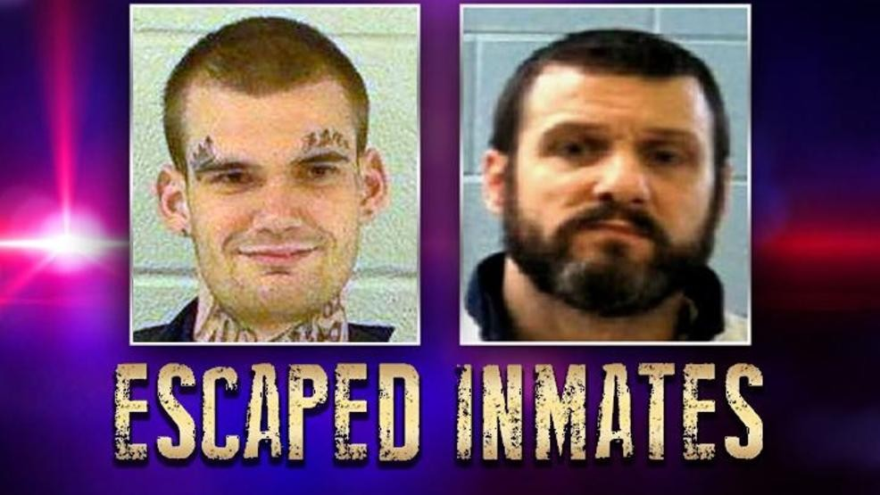 Search continues for escaped inmates wanted for murder of