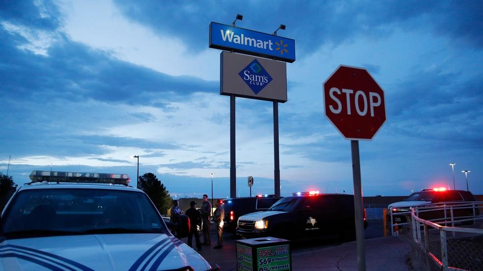 El Paso family sues Walmart for lack of security after mass