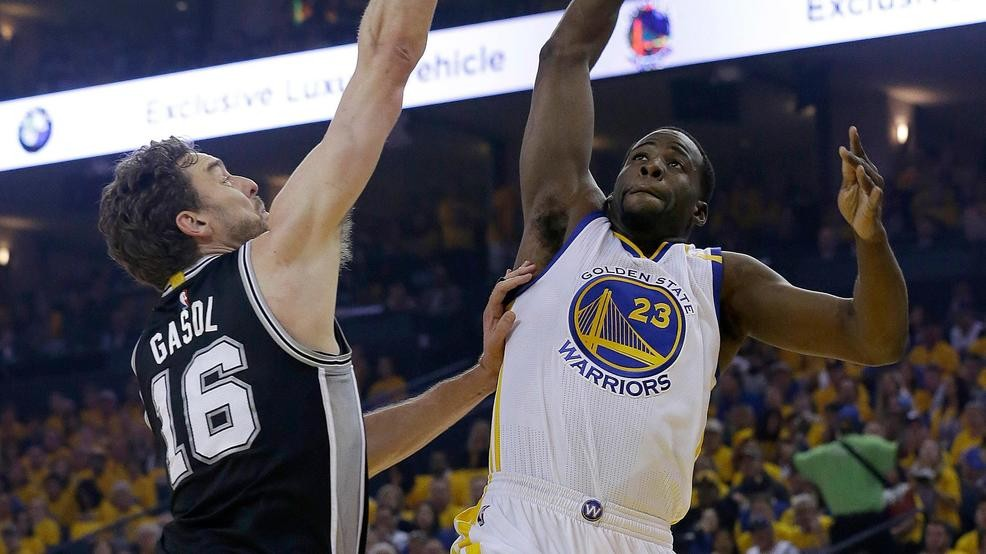 various colors 52c03 271f4 Spurs-Warriors game to be part of ESPN's 'The Crossover' | WOAI