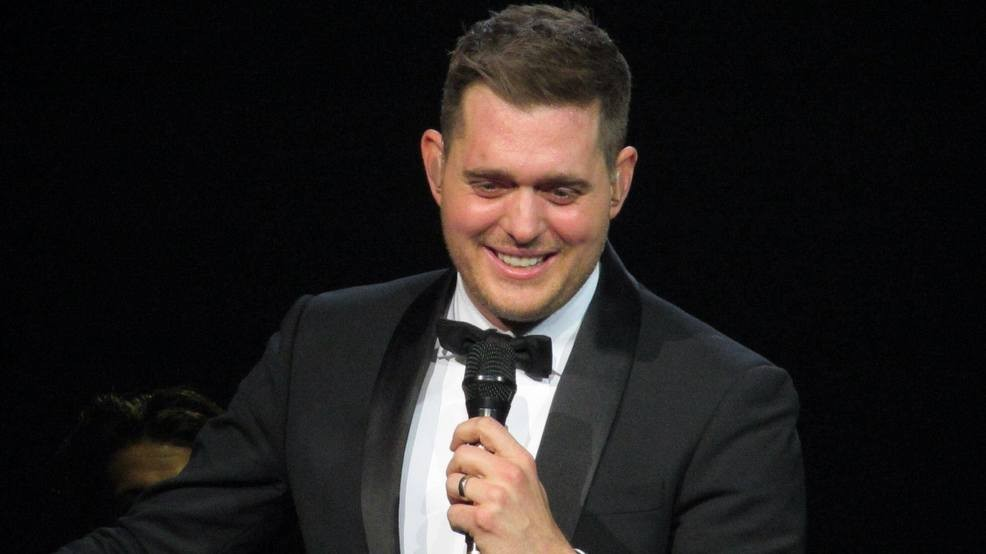 Michael Buble Christmas Special 2019.Michael Buble Returning To San Antonio In 2019 Woai