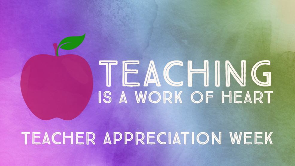 CHIME IN: We're celebrating teachers during Teacher Appreciation ...