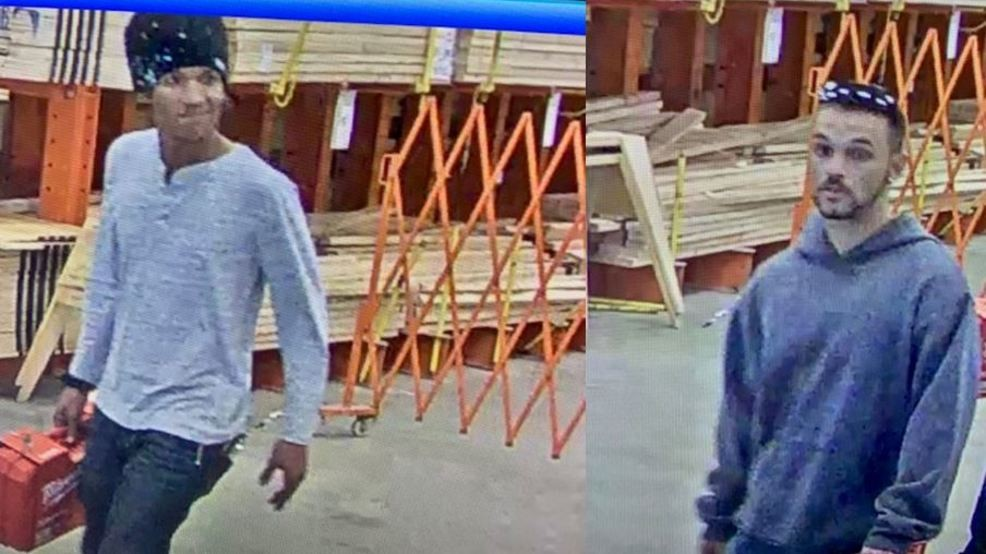 Police Suspects Stole Expensive Power Tools From Home Depot Punched Employee In Face Woai