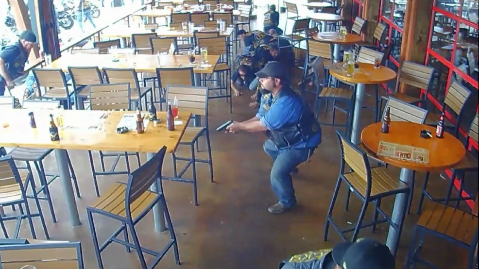 Last person jailed in Waco biker shooting to be released | WOAI