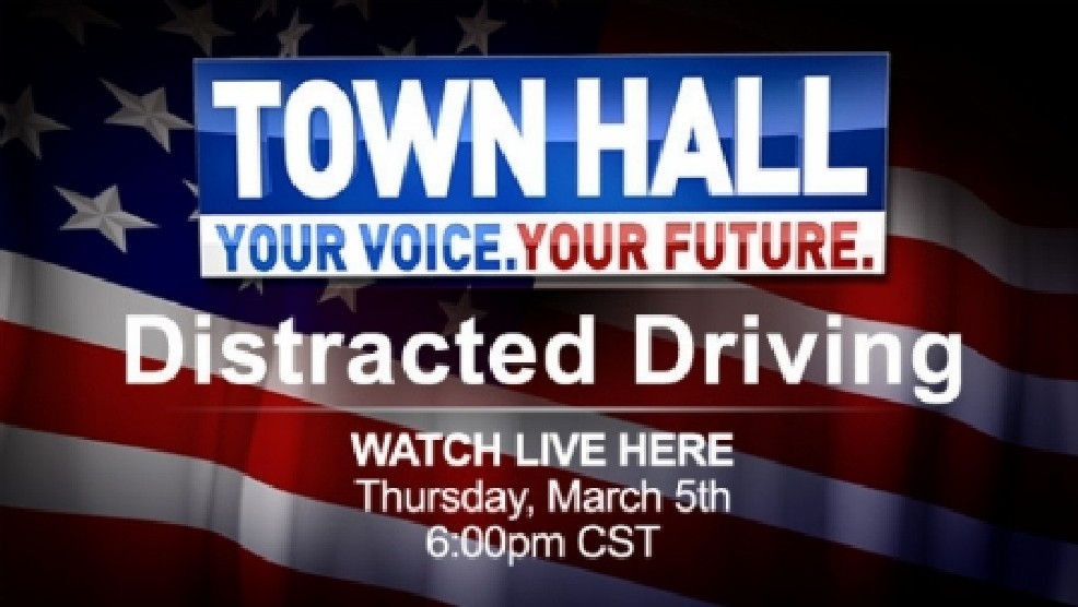 Town Hall: Distracted Driving | WOAI