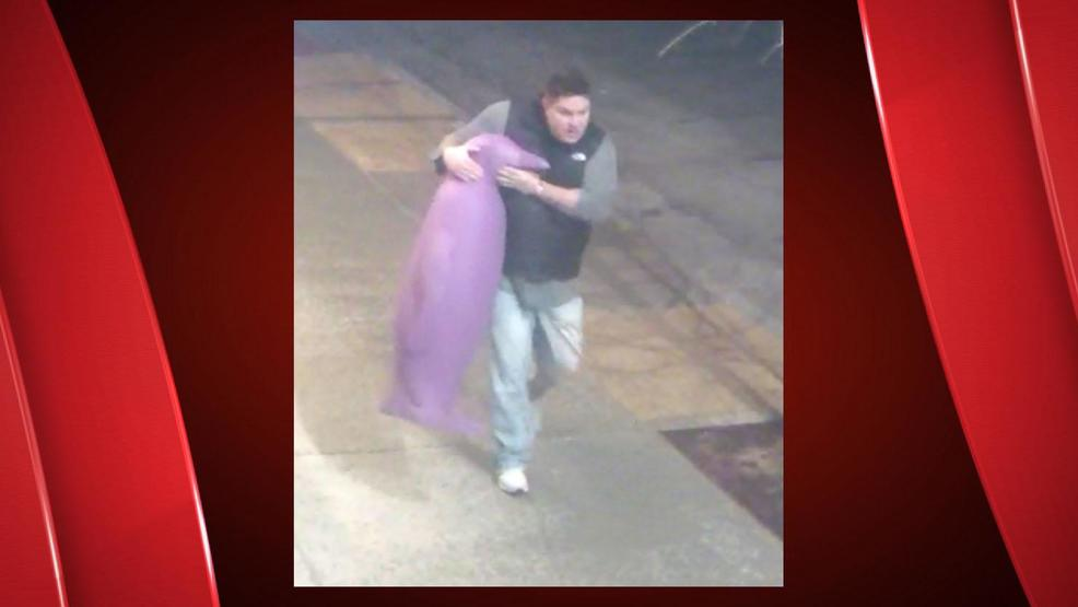 Police: Man steals large penguin from downtown OKC hotel | WOAI
