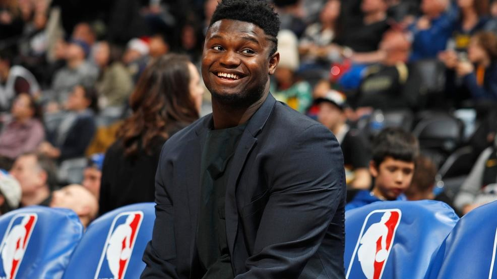 Zion Williamson S Nba Debut Will Be Against Spurs And