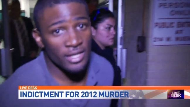 Suspect indicted in 2012 fatal shooting of man at party near