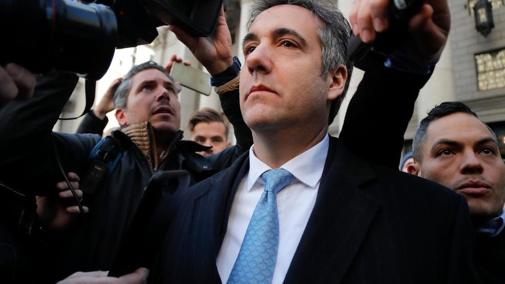 Michael Cohen says he pleaded guilty to crimes he didn't commit | WOAI
