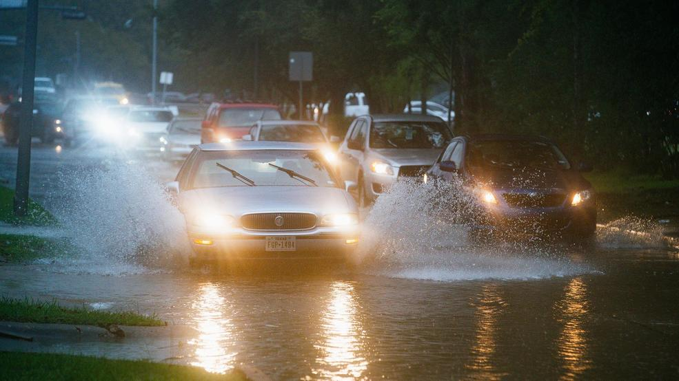 Image result for heavy rainfall in houston