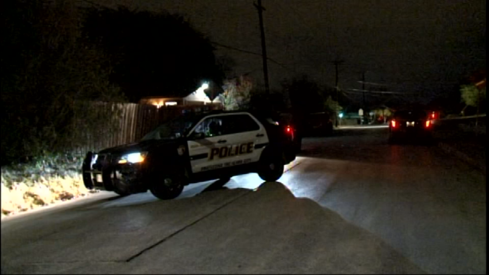 Barking dog alerts homeowner to armed intruders, one suspect