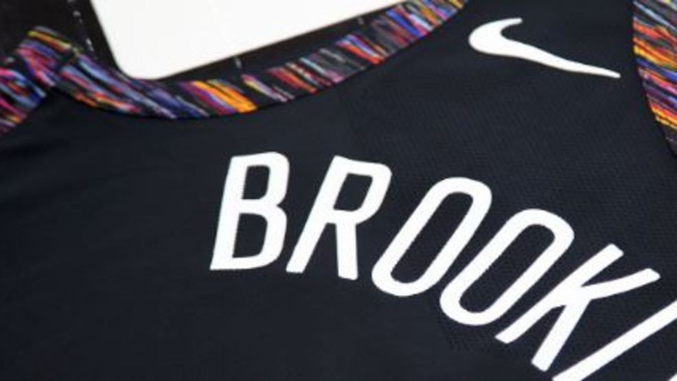 LOOK  Nets   City Edition  jerseys have a familiar color design to Spurs  past 338979153