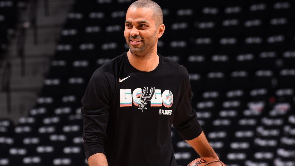 sports shoes 1cae2 959fc REPORT: Tony Parker announces retirement | WOAI