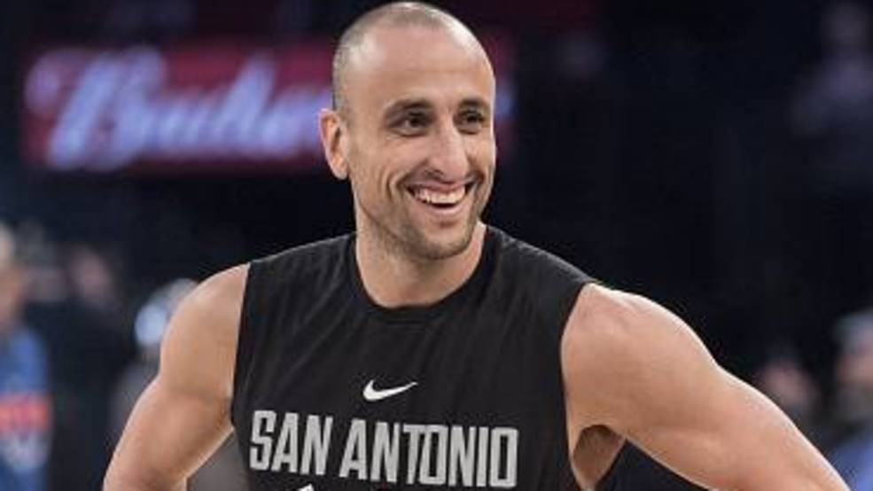 d21581b1c47 Here are the details you need to know for Manu Ginobili s jersey retirement  night