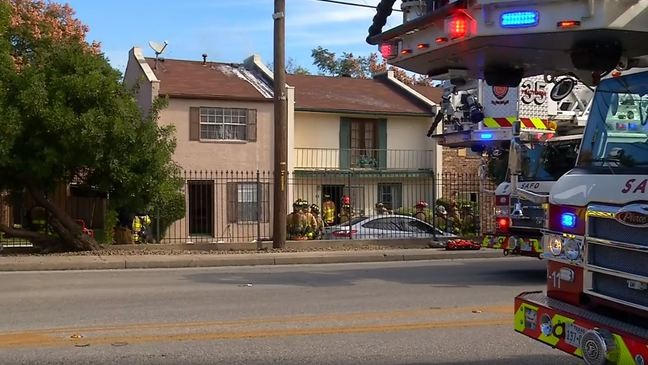 Fantastic Apartment Fire Likely Caused By Electrical Fuse Box Woai Wiring Cloud Hisonuggs Outletorg